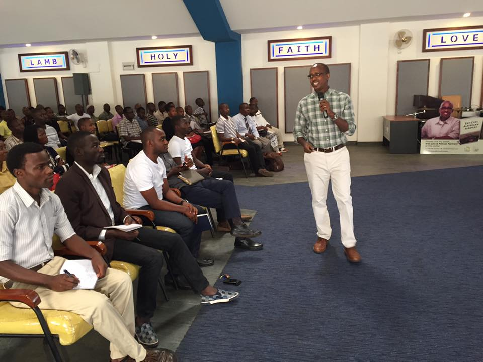 Gaining Scale 13th Session Public Lecture Held At Tomosi Business Park