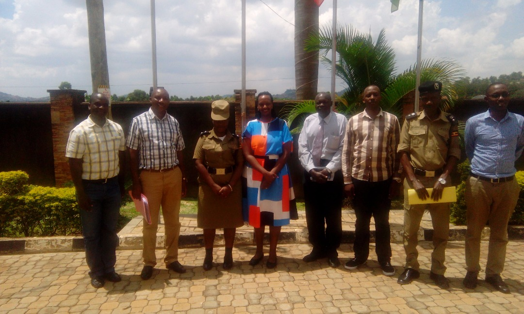 Tomosi Group Meets Uganda Police Inspectors