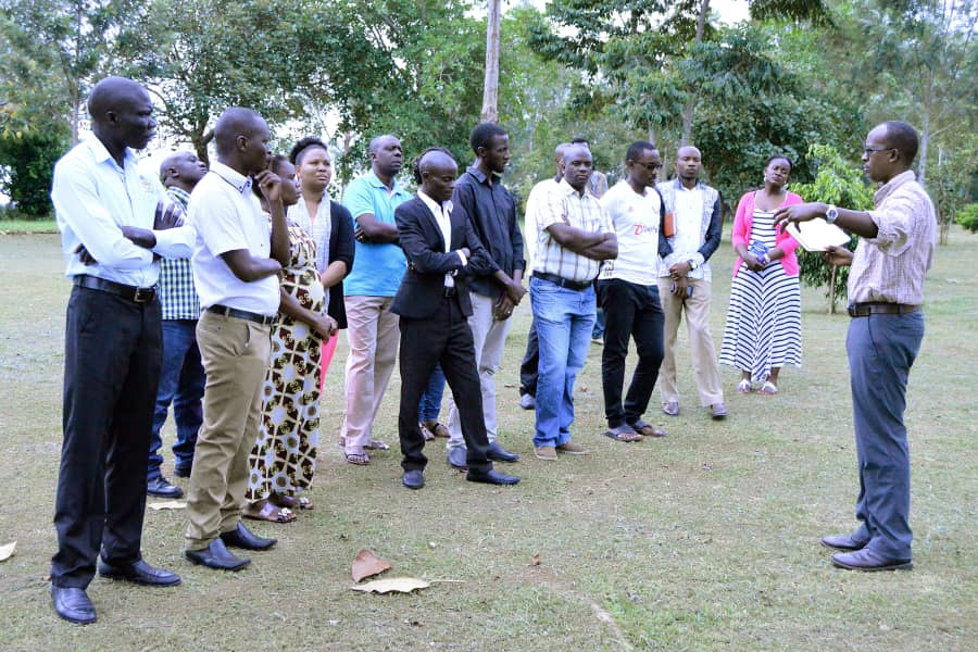 Tomosi Group Holds Annual Retreat 2018