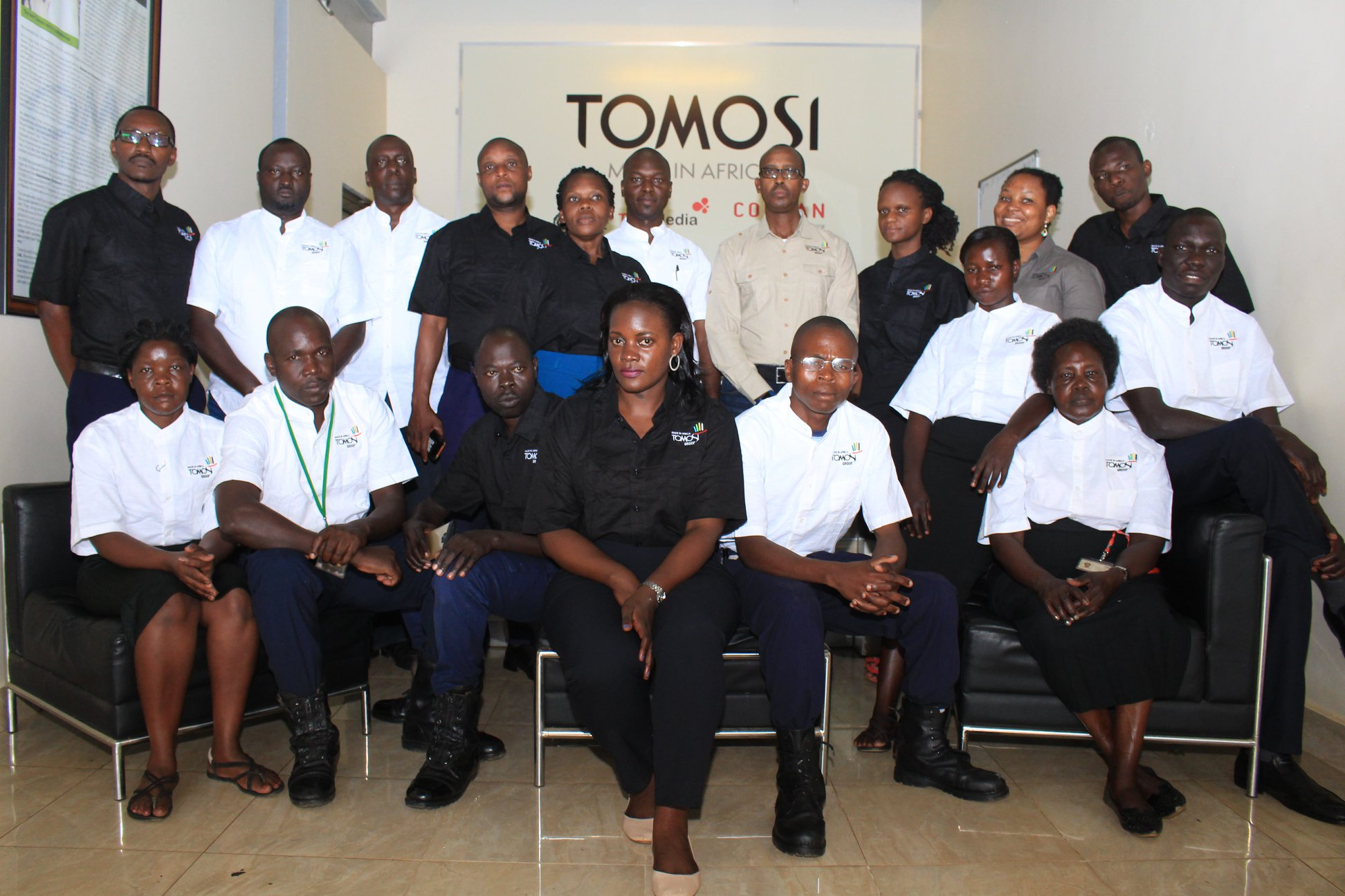 Christmas At Tomosi Group