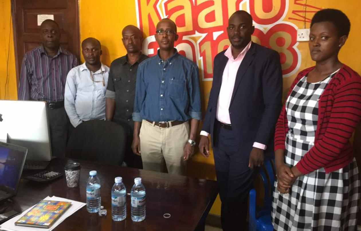 Tomosi Top Management Meet Kaaro FM