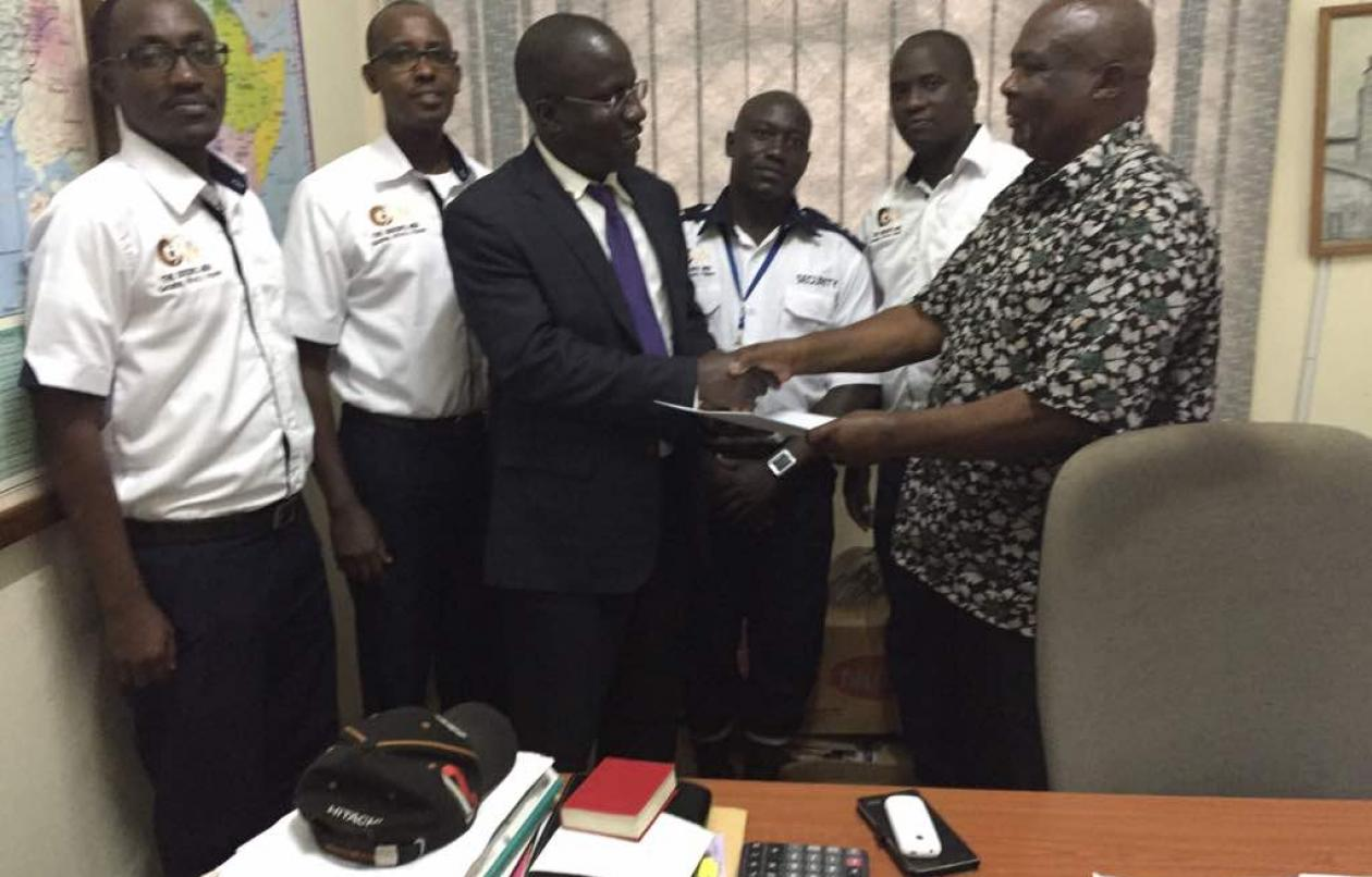 Gideon's Men Ltd Signs New Contract With Tororo Cement