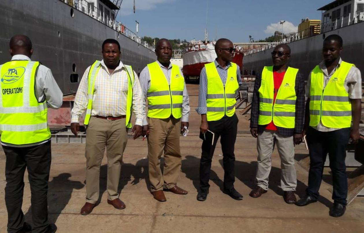 TERP Media, TPA And TRL Visit Tanzania's Mwanza South And North Ports