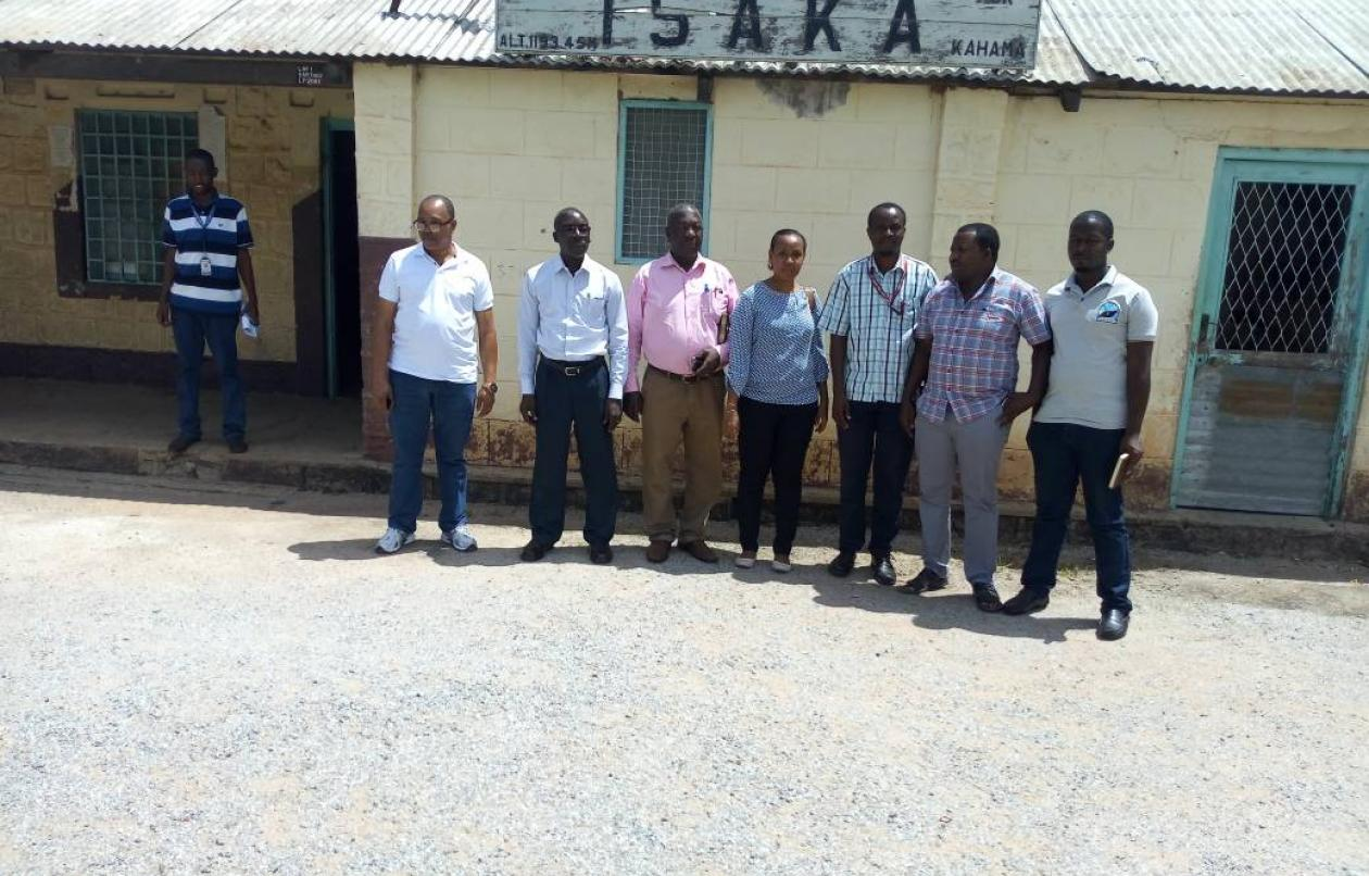 TERP Media, TPA And TRL Visit Isaka Dry Port At Mutukula Border