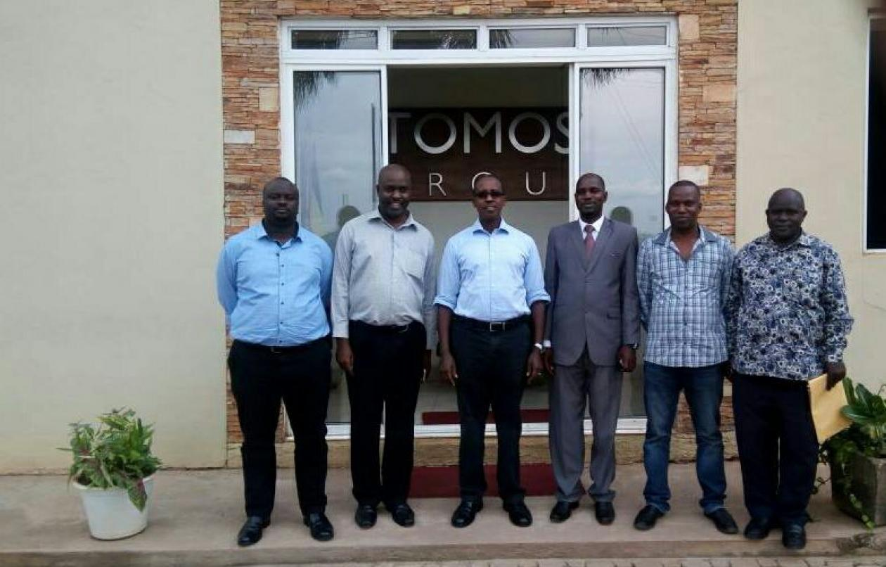 Hoima LC 5 Chairman Visits Tomosi Group