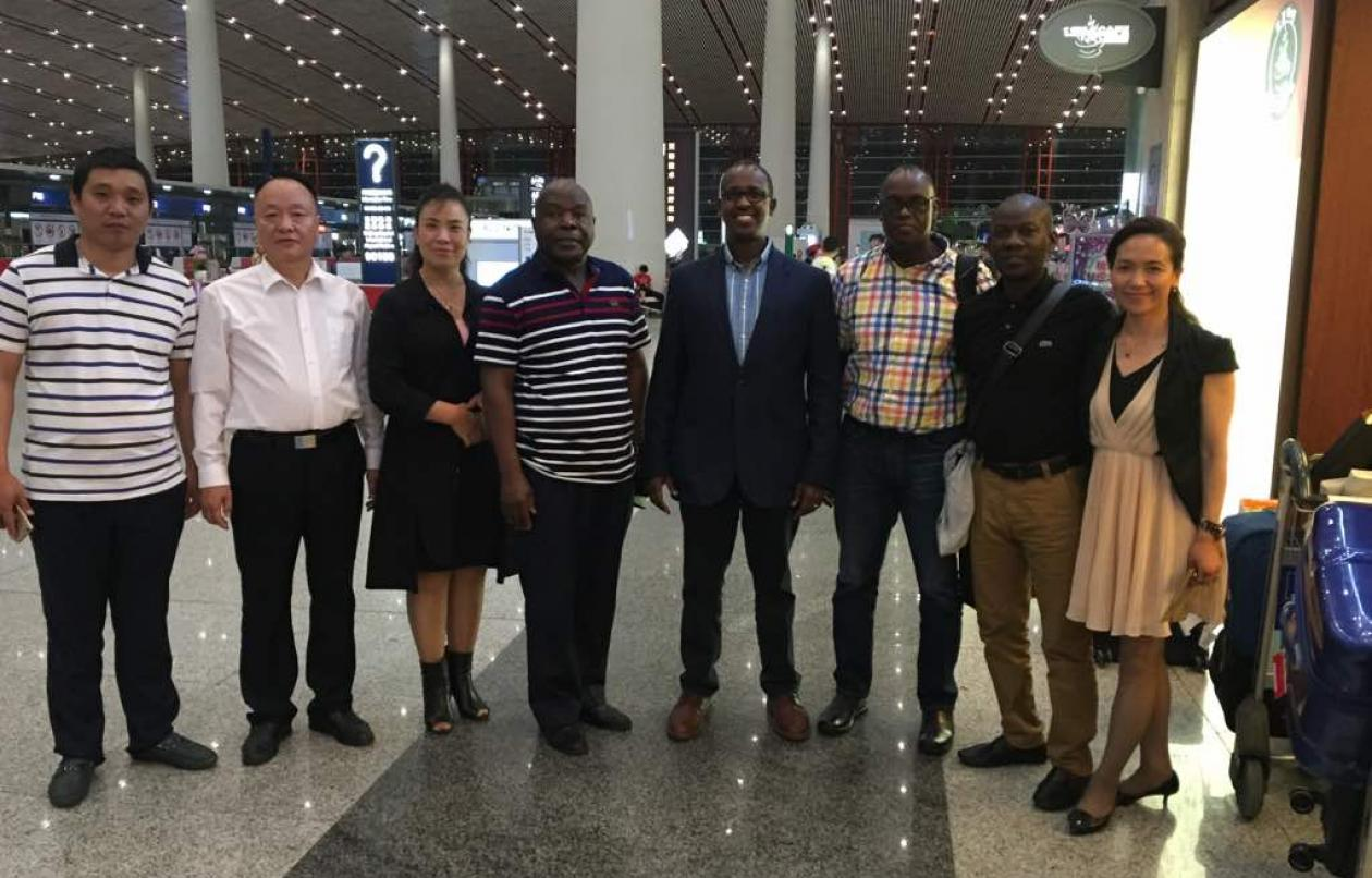 Team Uganda Concludes Successful Four Day Visit To China