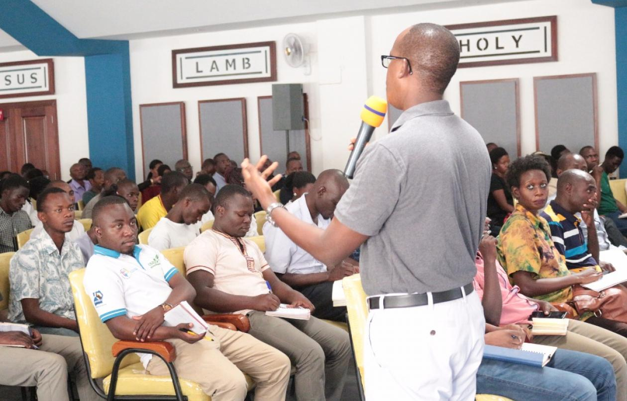 Last Gaining Scale Session To Be Held At Tomosi Business Park